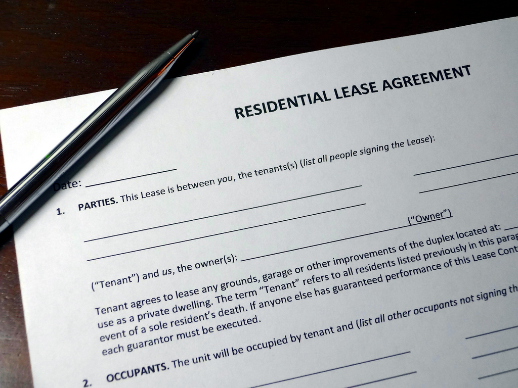What To Put In A Rental Lease Agreement Justice Judgment Recovery